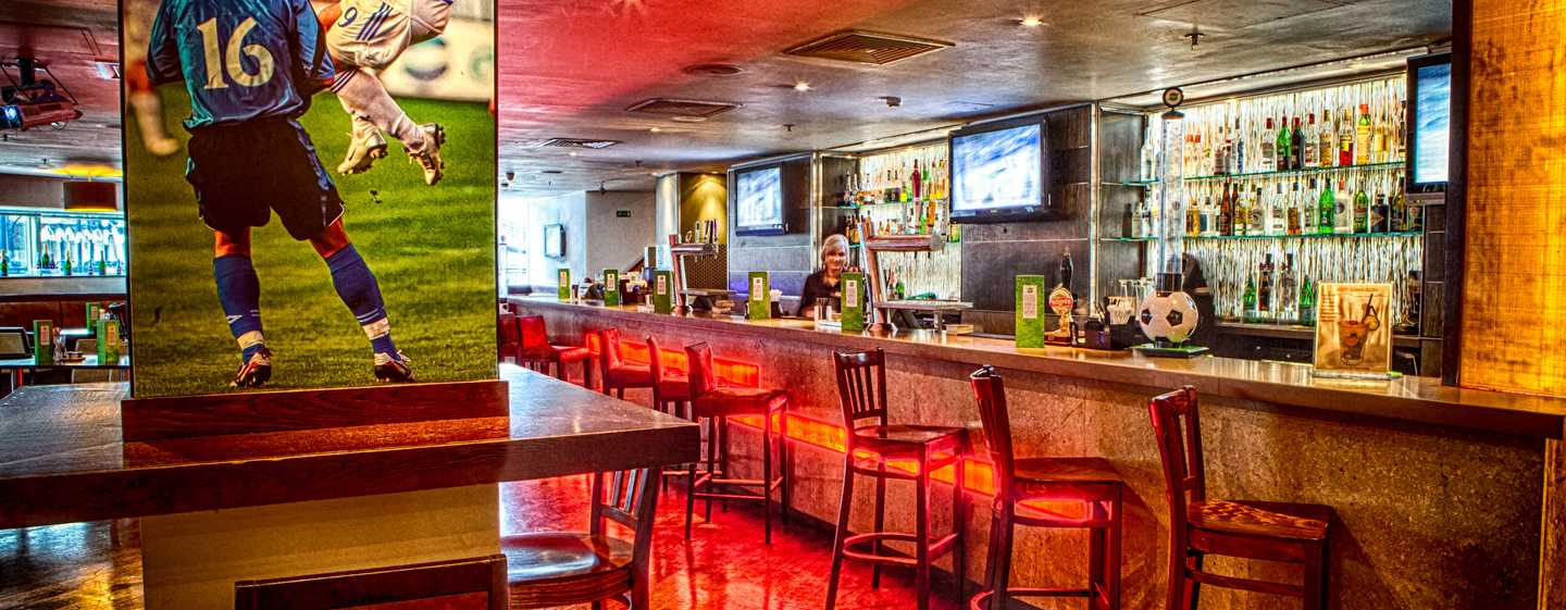 Hotel Hilton London Metropole, Regno Unito - Sports Bar