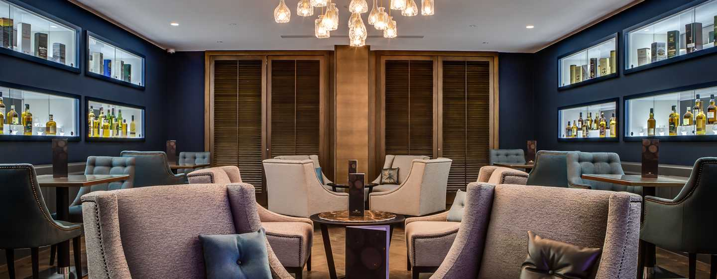 Hilton London Metropole Hotel – Whisky-lounge