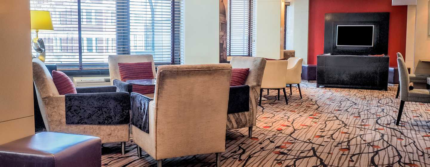 Hotel Hilton London Metropole, Regno Unito - Executive Lounge