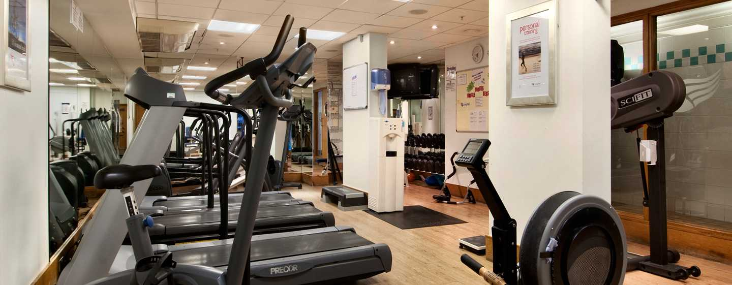 Hotel Hilton London Metropole, Regno Unito - Fitness center LivingWell