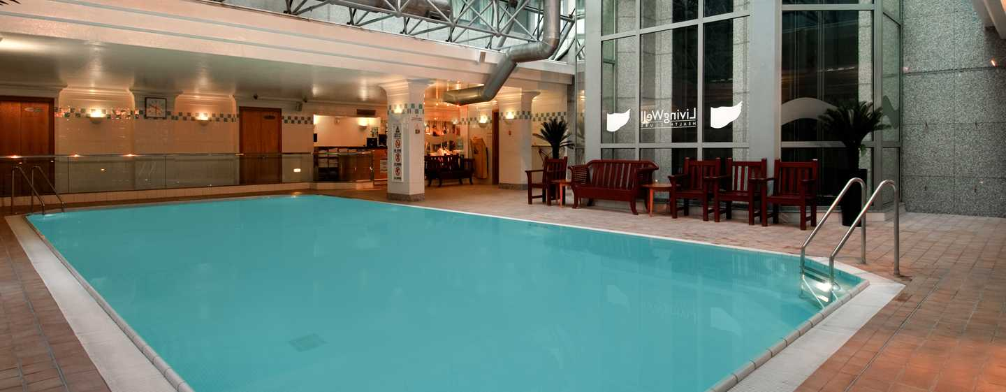Hilton London Metropole Hotel – LivingWell swimmingpool
