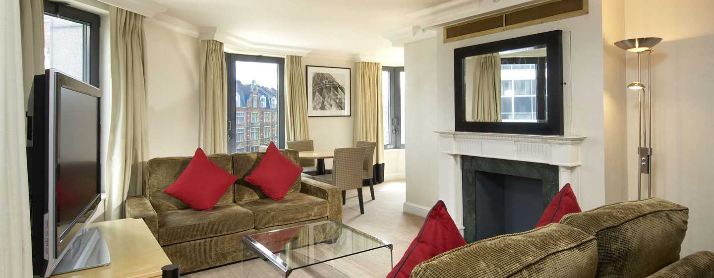 Hilton London Metropole Hotel – Octagon-suite