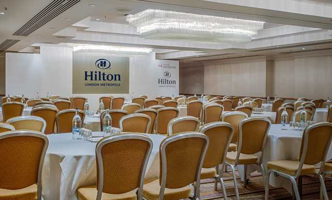 Hilton London Metropole Hotel – Konferensrum