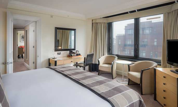 Hotel Hilton London Metropole, Regno Unito - Suite con letto king size