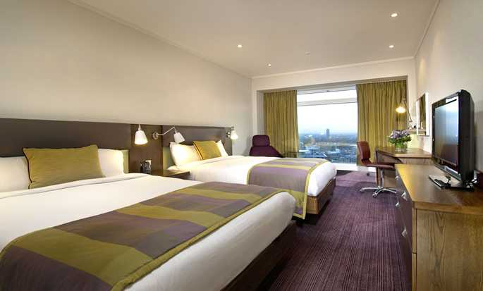 Hilton London Metropole Hotel – Queen deluxe-værelse