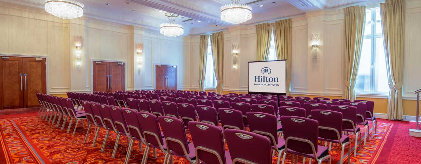 Hilton London Paddington Großbritannien – Great Western 2