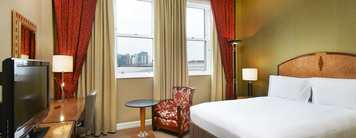 Hilton London Paddington, Storbritannia - Rom på hotell Hilton London Paddington