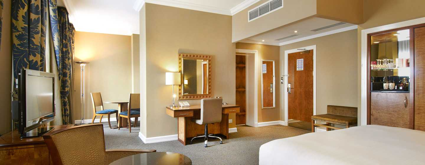 Hilton London Paddington, Storbritannien - Svit King Junior