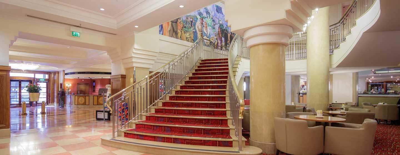 Tower Foyer Hilton Hotel : Hôtels à paddington hilton london londres