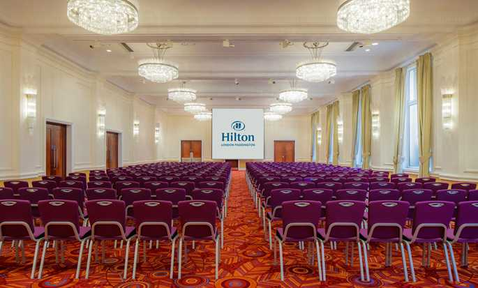 Hilton London Paddington hotel, VK - Great Western
