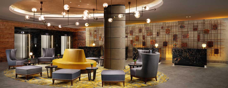 Hilton London Bankside, GB – Lobby