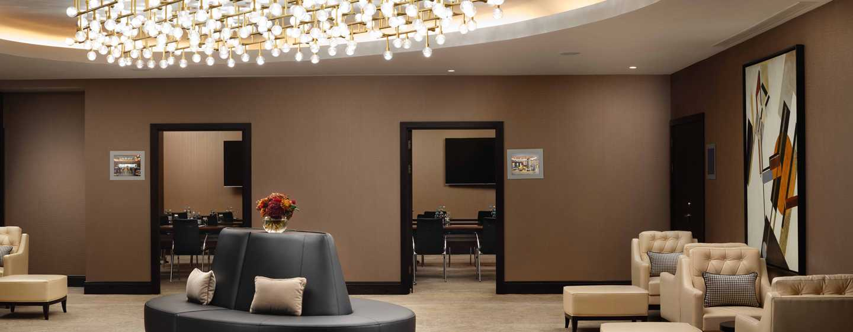 Hilton London Bankside, GB– Meetingraum The Lobby