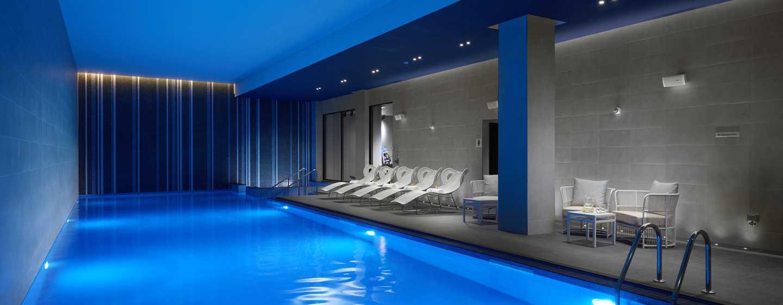 Hilton London Bankside, GB – Swimmingpool