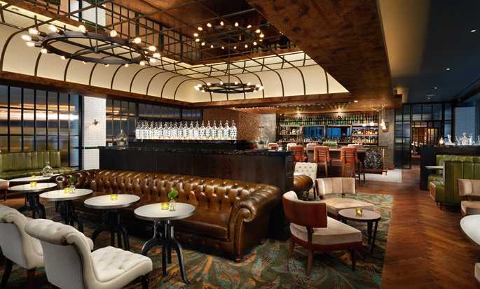 Hilton London Bankside, Reino Unido - Bar The Distillery