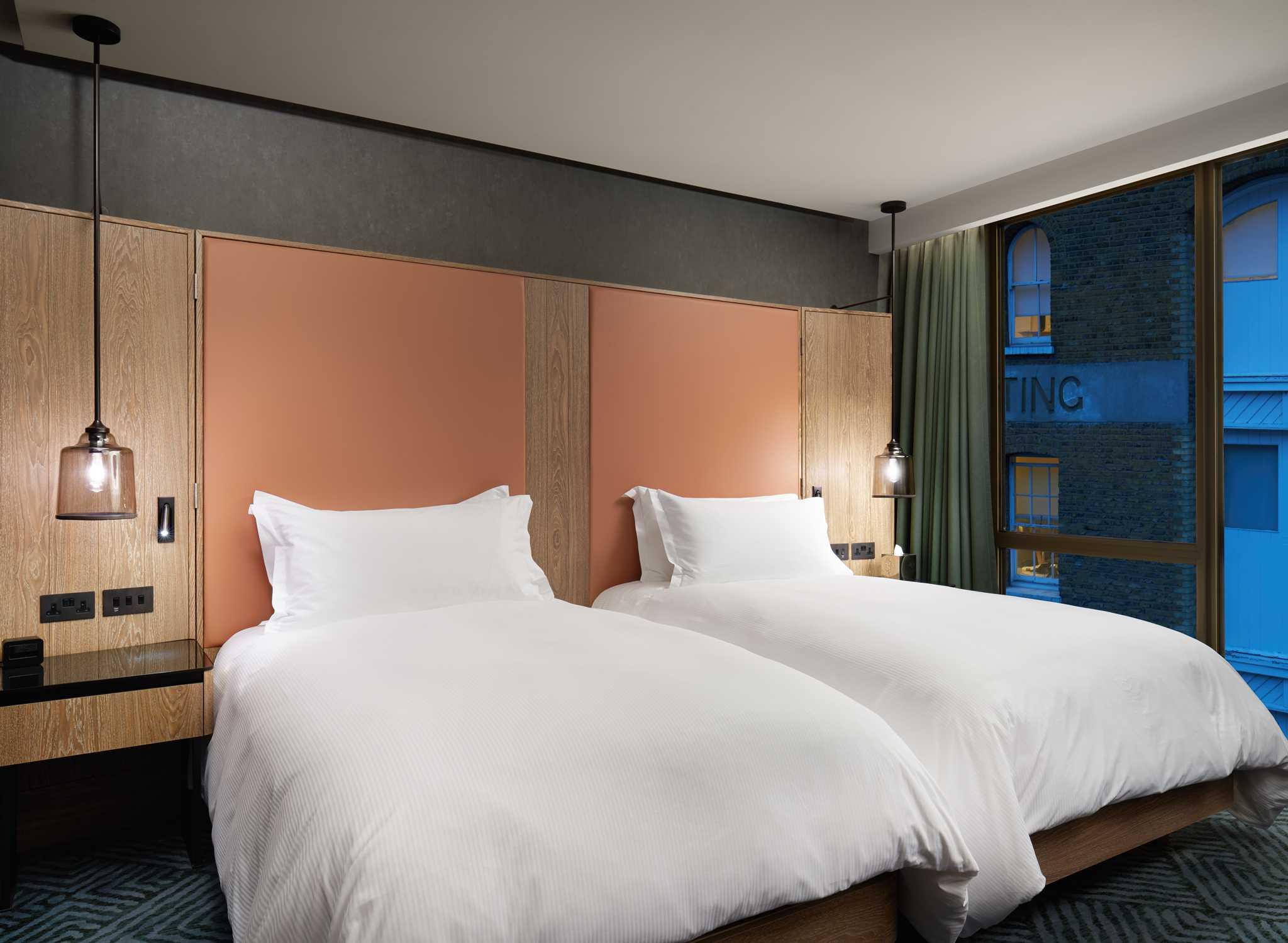 Hilton London Bankside Nouvel h´tel pr¨s de The Shard