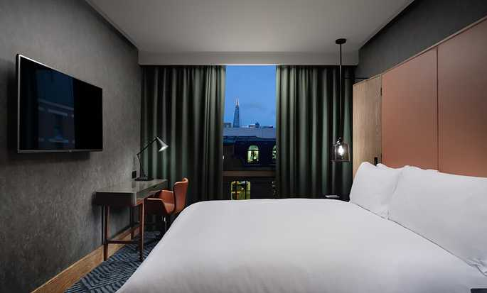 Hilton London Bankside, Reino Unido - Suite Junior con cama King