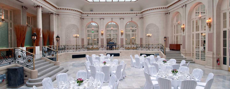 "The Waldorf Hilton, London – Restaurant ""Palm Court"""