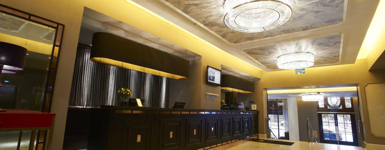 The Waldorf Hilton, London – Hotelempfang