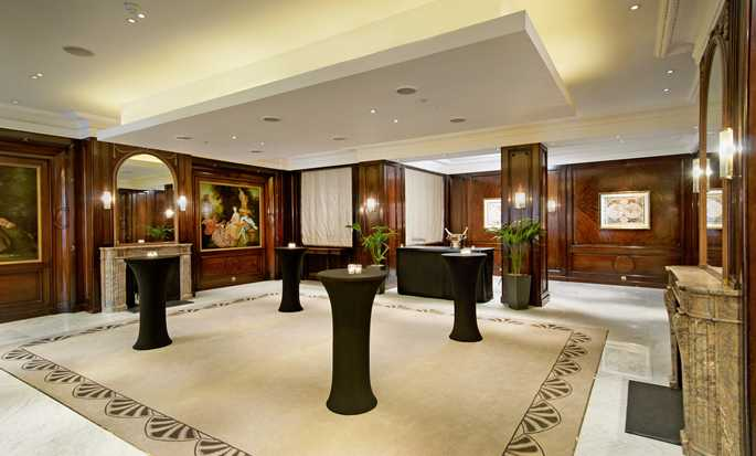 The Waldorf Hilton, London, Storbritannien – Möten