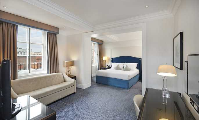 Hôtel The Waldorf Hilton, London - Suite exécutive Design