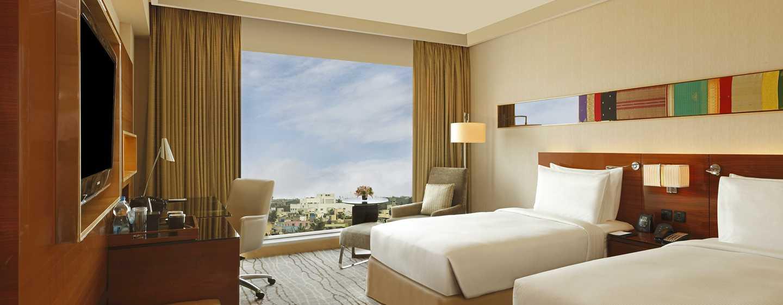 Hilton Chennai Hotel, Indien – Hilton Executive Zweibettzimmer