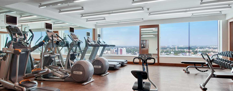 Hilton Chennai Hotel, Indien - Hilton Fitness