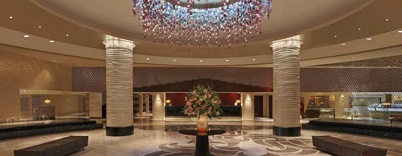 Hilton Chennai Hotel, Indien – Lobby