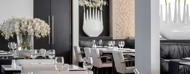 Hôtel Hilton Madrid Airport, Espagne - Restaurant-Grill La Reserva
