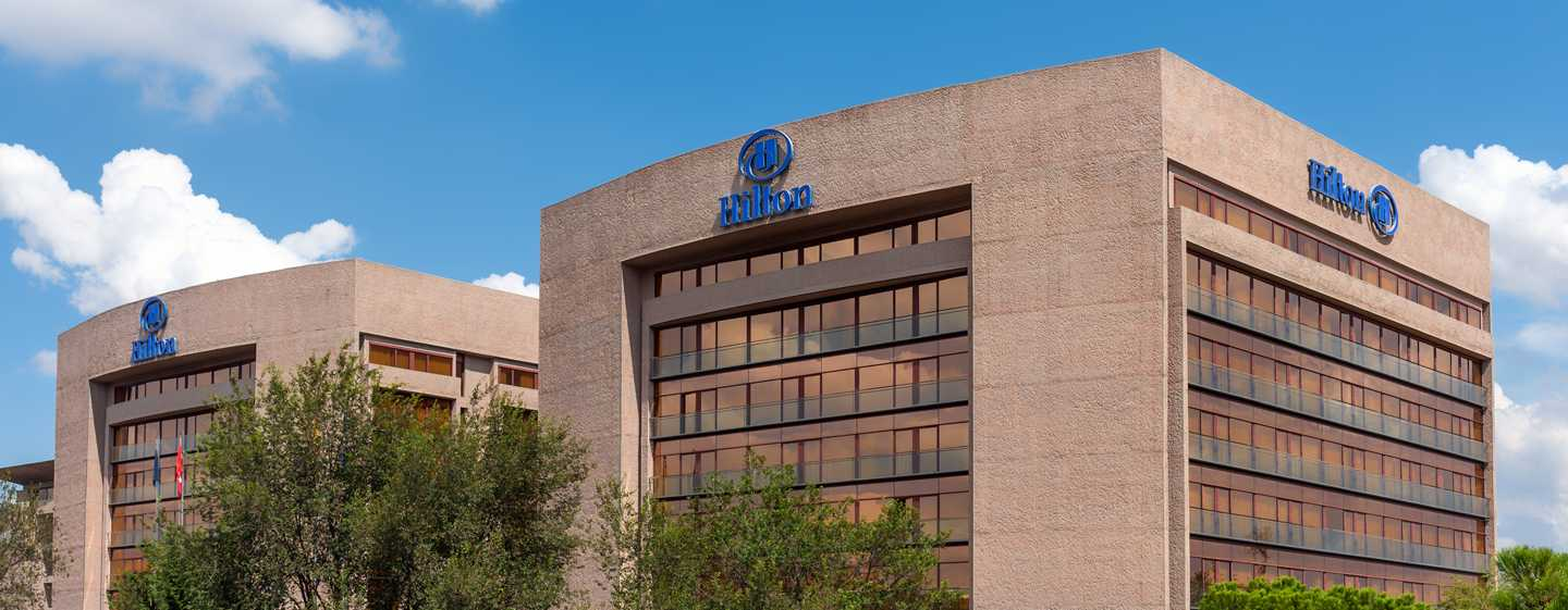 Hilton Madrid Airport, Spain - extday