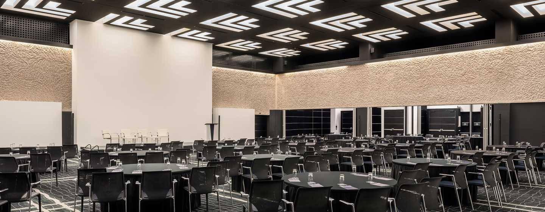 Hilton Madrid Airport, España - Salón de fiestas Isabela