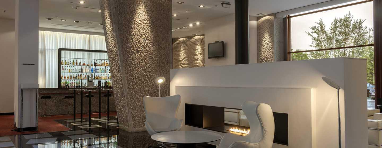 Hilton Madrid Airport, España - Área de lounge