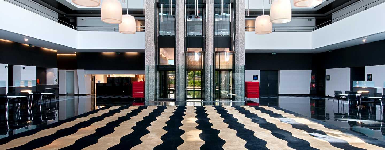 Hilton Madrid Airport Hotel Hotel Am Flughafen Madrid