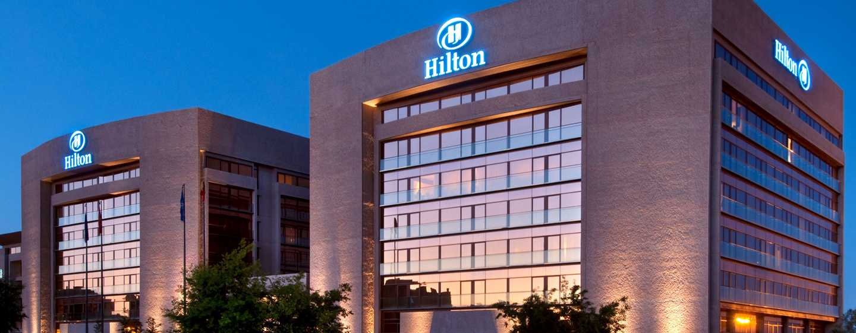 H Tel Hilton Madrid Airport H Tel L 39 A Roport De Madrid
