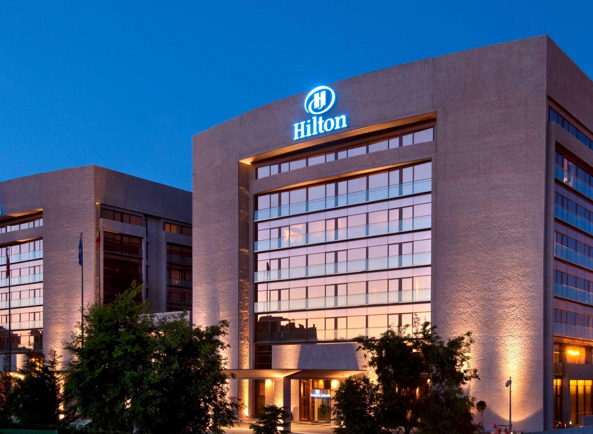 H tels et complexes hilton espagne for Hotel design espagne