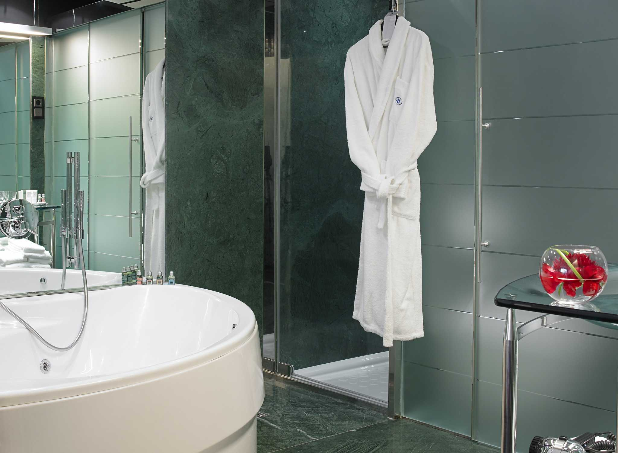 Renovation Salle De Bain Chambery ~ H Tel Hilton Madrid Airport