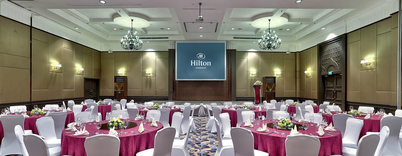 Hilton Mandalay เมียนมาร์ - ห้องบอลรูม
