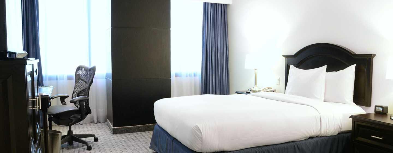 Hotel Hilton Mexico City Airport, México - Habitación con cama Queen
