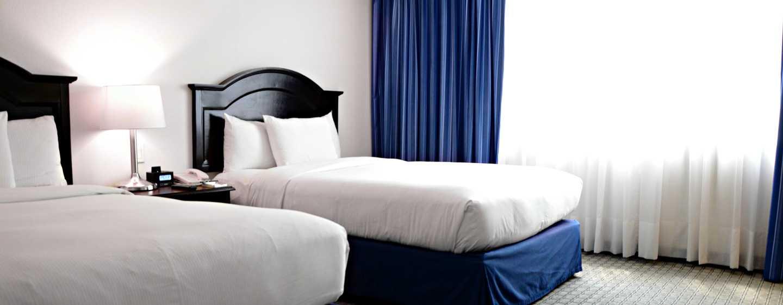 Hotel Hilton Mexico City Airport, México - Habitación Executive con camas dobles