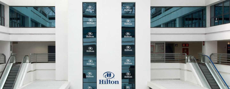 Hotel Hilton Mexico City Airport, México - Bienvenido al hotel Hilton Mexico City Airport