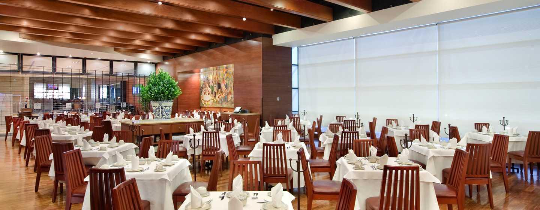Hilton Mexico City Reforma, México – El Cardenal