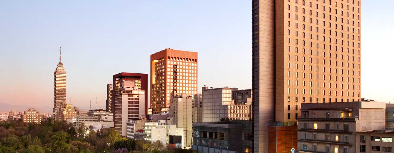 Hilton Mexico City Reforma, México – Bem-vindo ao Hotel Hilton Mexico City Reforma