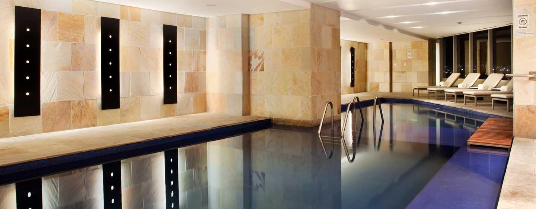 Hilton Mexico City Reforma, México – Piscina coberta