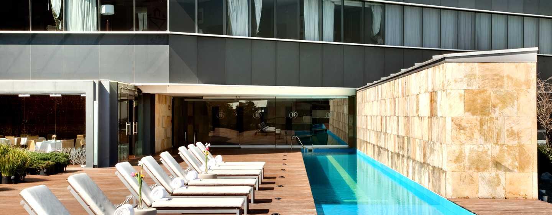Hilton Mexico City Reforma, México – Piscina ao ar livre