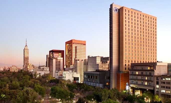 Hilton Mexico City Reforma, México – Exterior do hotel