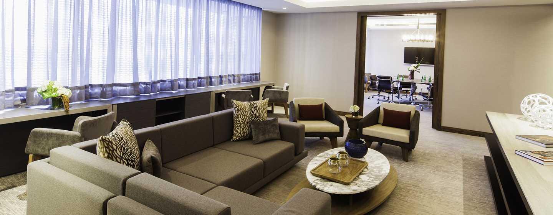 Hotel Hilton Mexico City Santa Fe, México - Centro de negocios