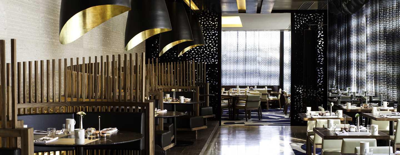Hotel Hilton Mexico City Santa Fe, México - Restaurante