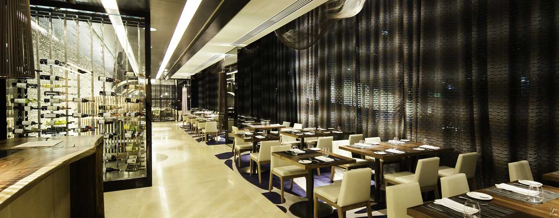 Hotel Hilton Mexico City Santa Fe, México - Bar del hotel
