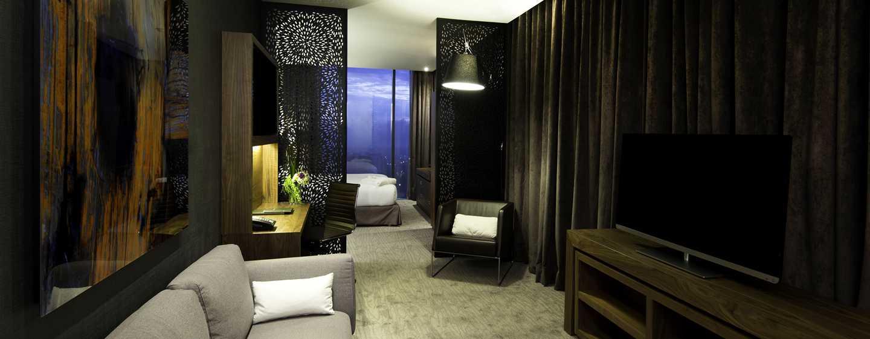 Hotel Hilton Mexico City Santa Fe, México - Habitación
