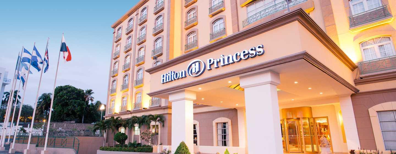 Hotel Hilton Princess Managua, Nicaragua - Fachada del hotel