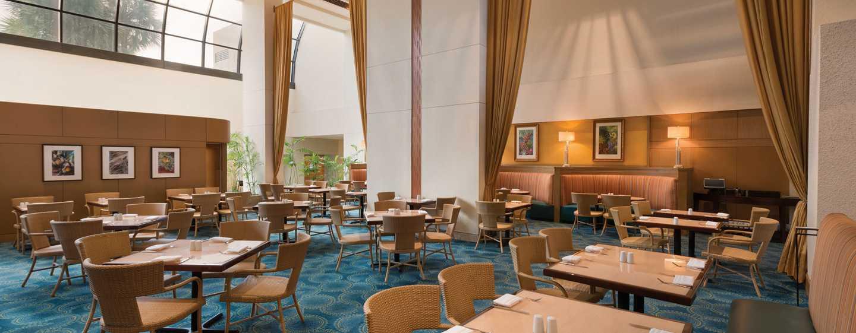 Hotel Hilton Miami Airport Blue Lagoon, Florida - Coral Café